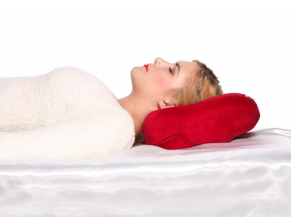 Neck Support Pillow Amp Anti Wrinkle Pillow Neck Sofa